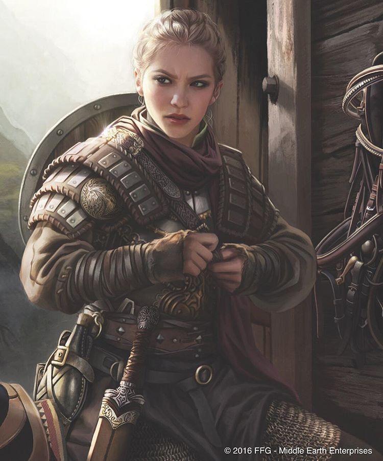 Frigga Aldisdottir