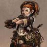 Lemmywinks (Lvl 5 Magus [Eldritch Archer] / Lvl 2 Ranger [Wilderness Medic])