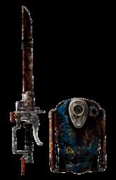 Wasteland Weapons (Melee)