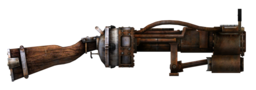 Wasteland Weapons (Ranged)