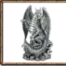 Trinket: Dragon Figurine