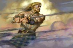 Caratacan Barbarian