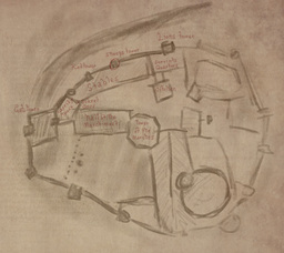 Mappe of the Palace