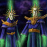 King Iorotas and Queen Astrakia