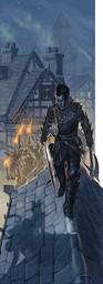 Severin, o Cavaleiro Negro de Arabel