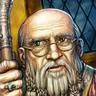 Khalos Morgond, właściciel Emporium Morgonda