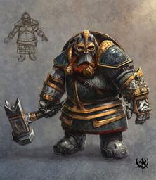 Adrik Stoneguard