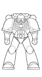 Astartes Power Armor