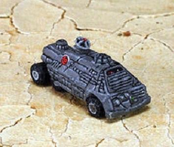 Skulker Wheeled Scout Tank