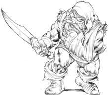Coran Thifir Stonesman