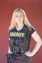 Jane Claridge, Pend Oreille County Deputy