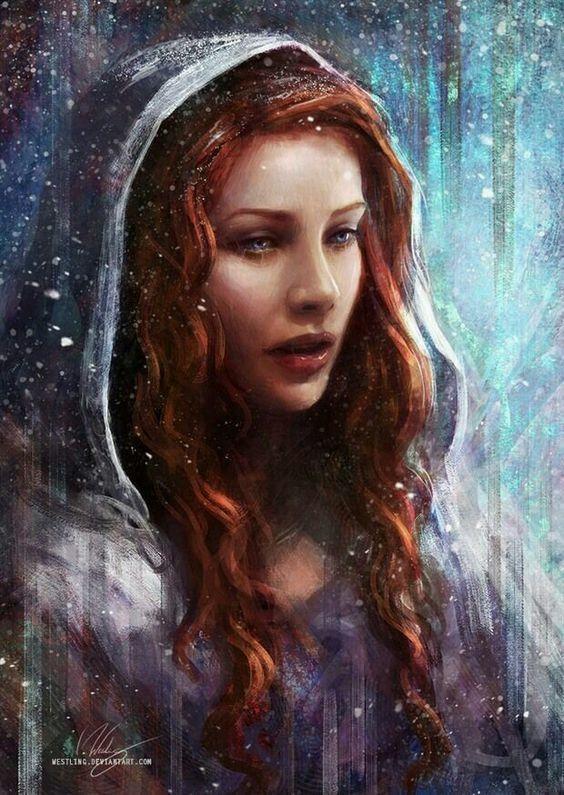 "Tila ""Flamehair"" Ladlina"