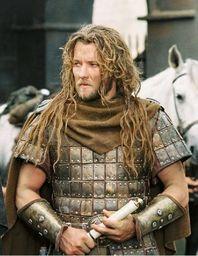 Ulfger, bearer of the Red Spear