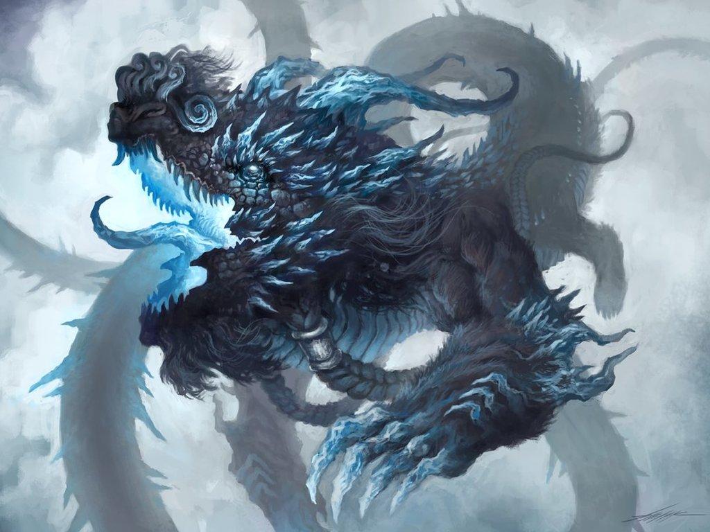 Latus, The Icy Wind
