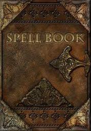 Barl Breakbones's Spell Book