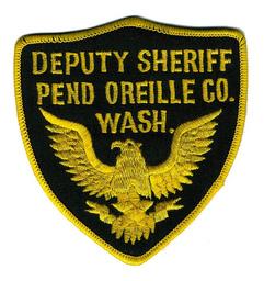 Gabe Doolitch, Pend Oreille County Deputy
