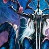 Dark Seldarine (drow gods and goddess)
