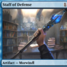 Item: Staff of Defense