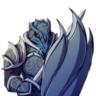 Lenion. half-dragon (blue)