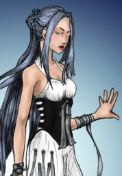 Astropath Ophelia Loxus-Farradan