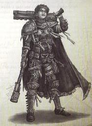 Inquisitor Astrid Skane