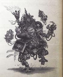 Inquisitor Globus Vaarak