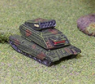 Hunter Light Support Tank