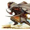 Amok-Ilan, Ferrugem do Deserto