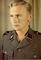 SS-Oberschütze Heinz Muller