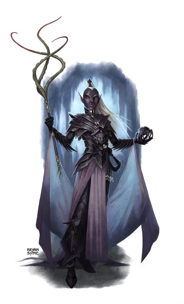 Eclavdra Eilserv | Giantslayer 5e | Obsidian Portal