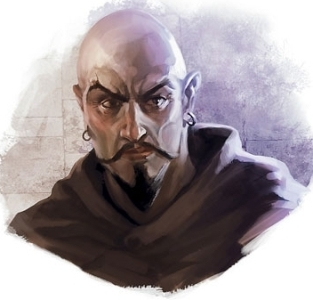 Mordekainen  (once the Mysterious Wizard)