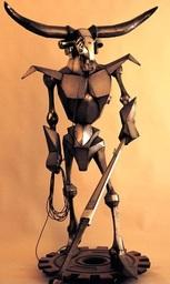 Amazon - Bronze Minotaurs