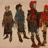 Four Adventurers