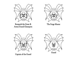 Ghost King Badges