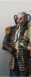 Lord-Admiral Bastille The Seventh