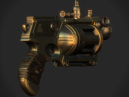 Dampfpistole