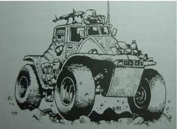BIG BOSS ATV