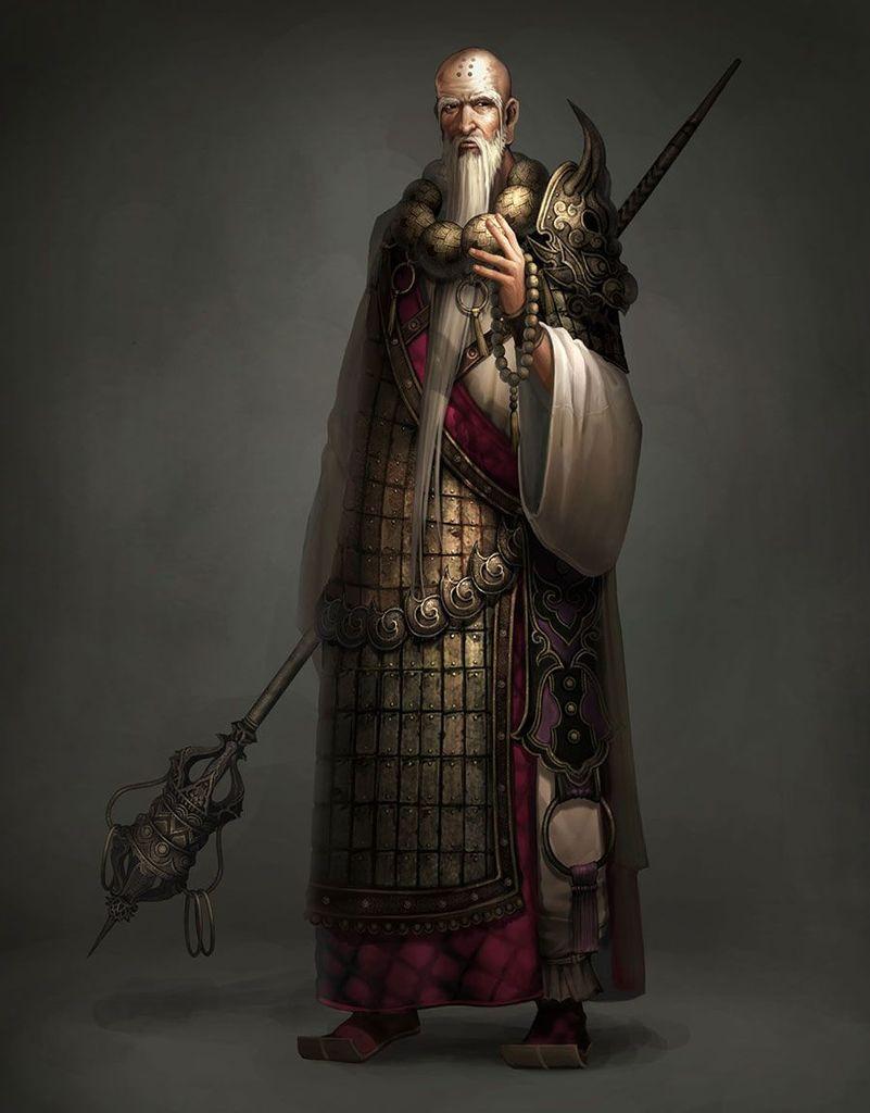 Master of Dragons Kwam