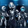 Armor - M50 Iktojian Light Environment Suit