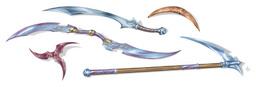 Talenta weapons