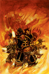 Chaos Space Marines Army List