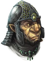 Sergeant Sinruth