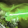 "LBs Green-Flame ""Blade"""