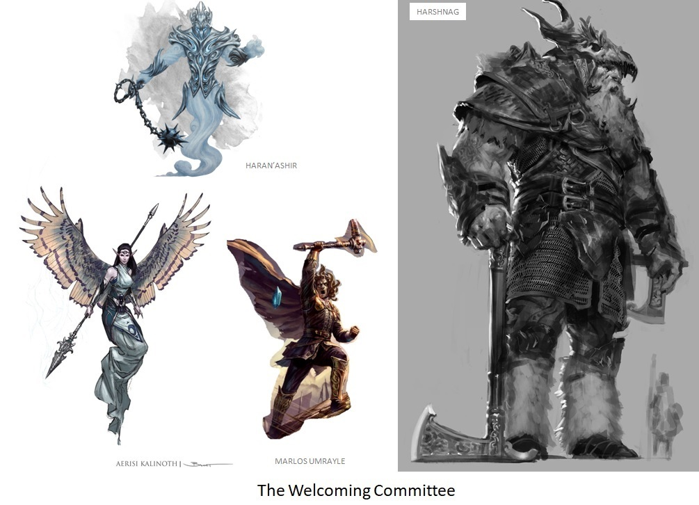 The Welcoming Committee Giantslayer 5e Obsidian Portal