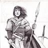 Ser Gamlen of Woodhall