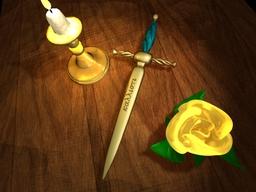 Heros Guild Dagger