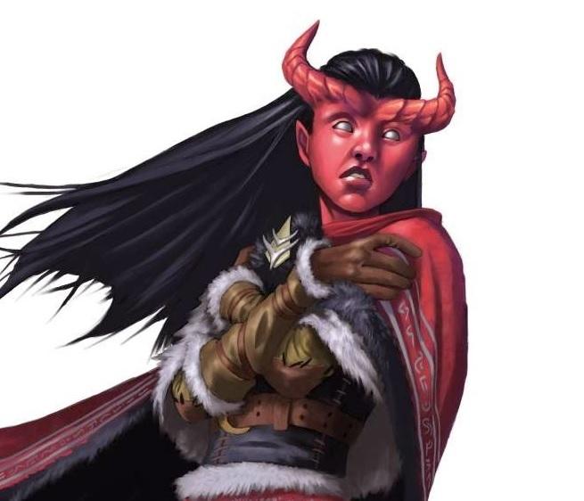 Maccath the Crimson