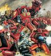 Blood Angels Army List