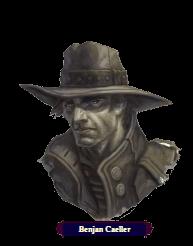 Sheriff Benjen Caeller