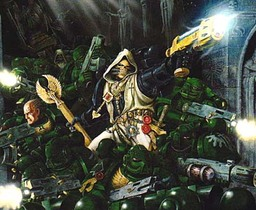 Dark Angels Army List